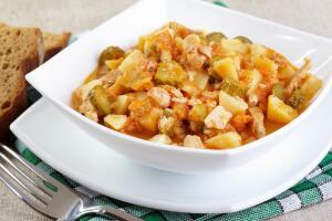 Как приготовить азу по-татарски? Остро, вкусно, великолепно!