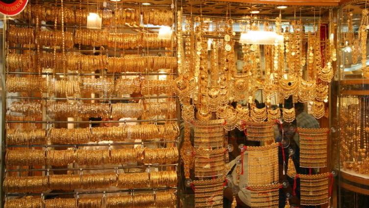 Что такое золото Дубаи? Восточные базары