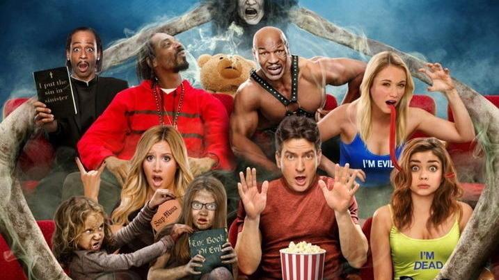 «Очень страшное кино 5»