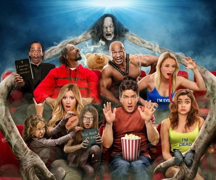 Новинки кино. Что смотреть в выходные 27-28 апреля? «Очень страшное кино 5» и др.