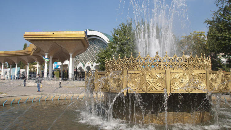 Где купить нават? Восточные базары Ташкента