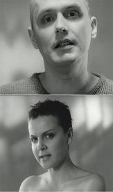 Кадры из клипа МЕГАПОЛИС и Маши Макаровой