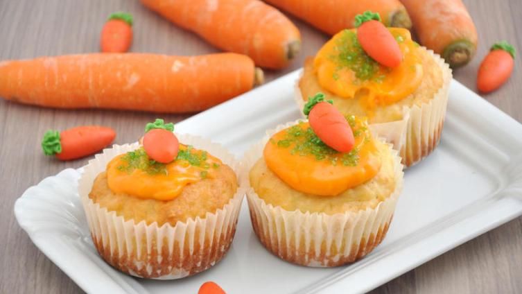 Как испечь «бабу Люду»? О бабке морковной, рыжей и солнечной