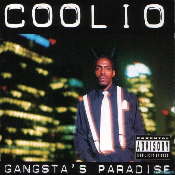 Обложка диска Кулио «Gangster's Paradise»
