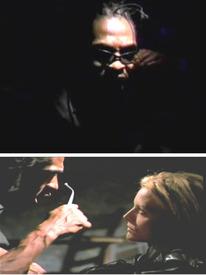 Кадры из клипа «Gangster's Paradise»