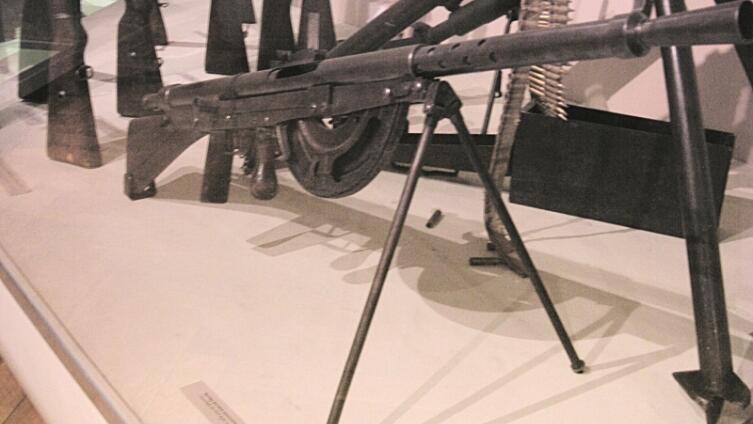 Chauchat Mle 1915 C.S.R.G.