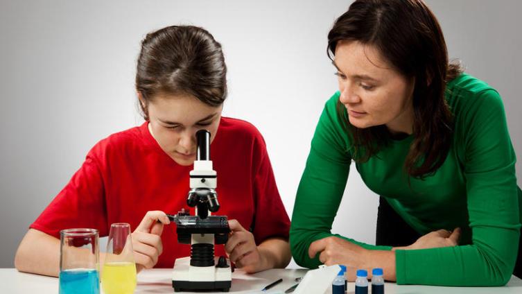 Какой учитель нужен подростку?