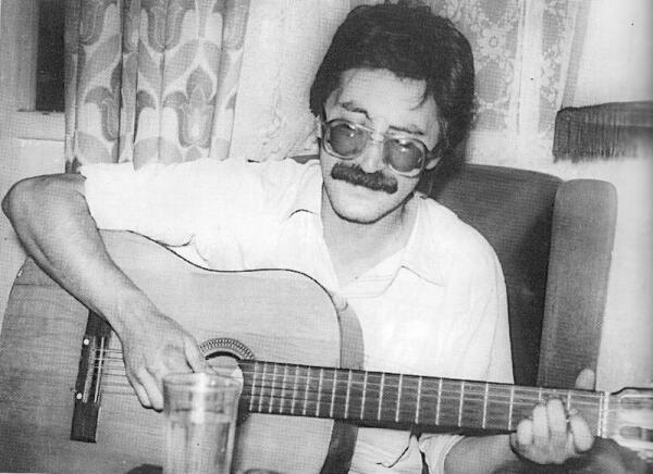 Юрий Шевчук. Ещё без бороды (начало 1980-х)