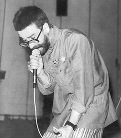 Юрий Шевчук в 1987 году