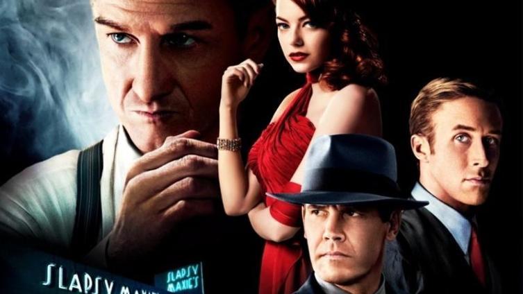 Фрагмент постера «Охотники на гангстеров»