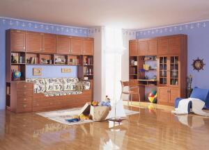 Как правильно обставить детскую комнату?