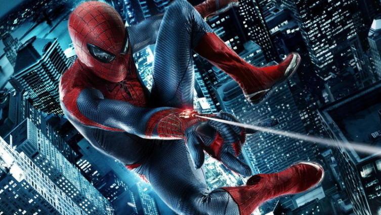 «Человек-паук 2012»