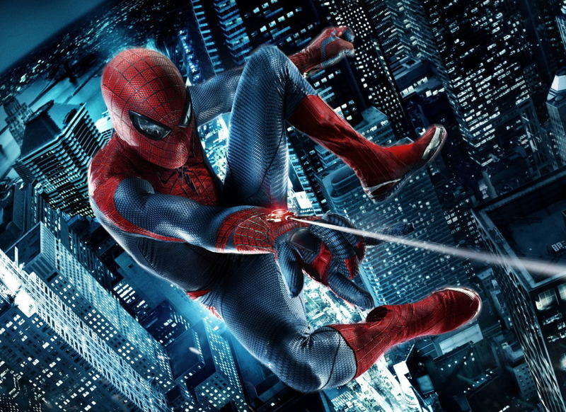 «Человек-паук 2012». Все новое - это хорошо забытое новое?