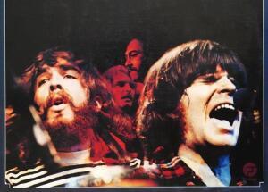 Как группа CREEDENCE записала хиты про Сьюзи Кью, Гордую Мэри и Скверную Луну? Ко дню рождения Джона Фогерти