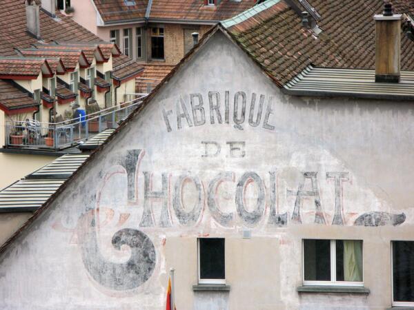 Любите шоколад? Прокатитесь на шоколадном экспрессе!
