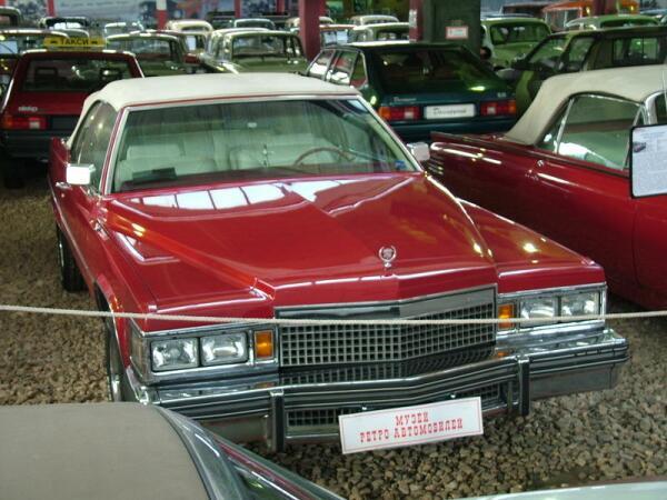 Кризис американского автодизайна. Музей ретроавтомобилей