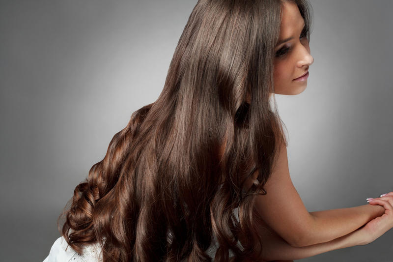 Красивые волосы питание - e7