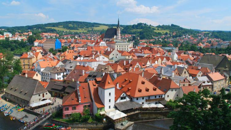 Чешский Крумлов - на что посмотреть?