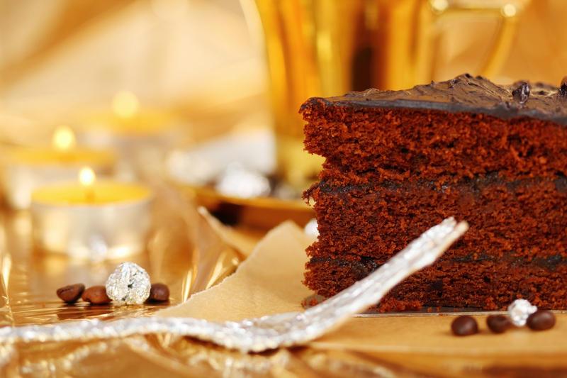 История захер торта