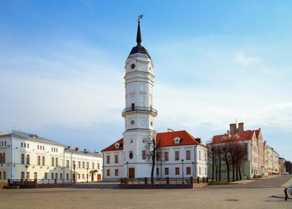 Путешествие по Беларуси. Чем интересен Могилев? Ратуша