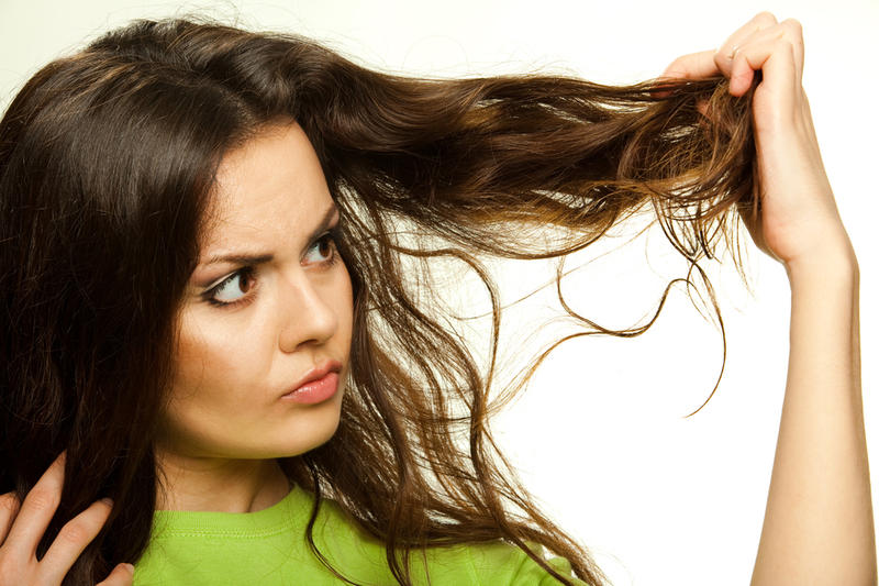 Народные рецепты для волос секущиеся волосы