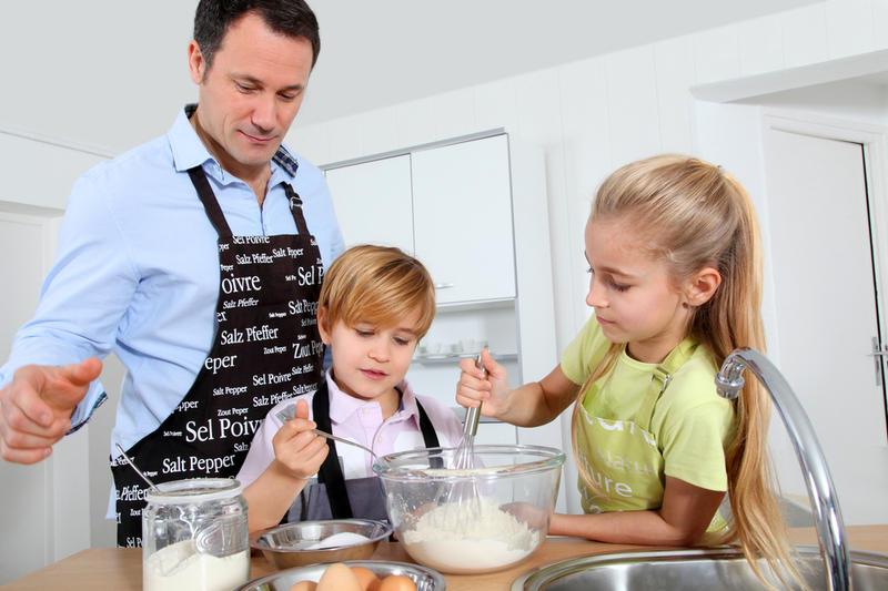 Картинки дети помогают маме и папе