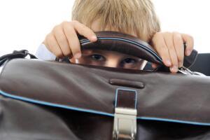 Ребенок боится опоздать. Что делать?