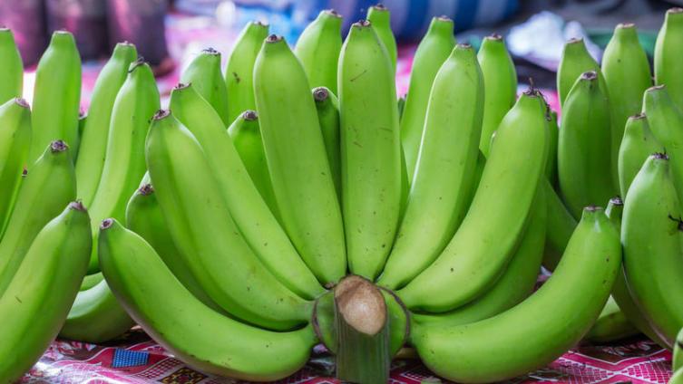 Мелкие зеленые бананы. Чем они полезны?