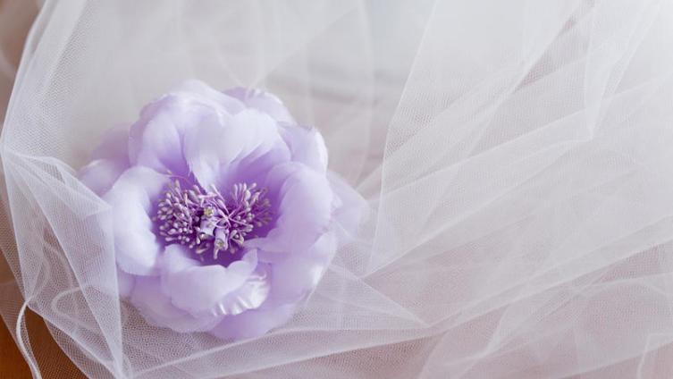 Как отгладить свадебное платье и фату?