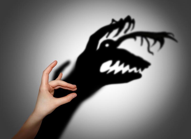 Картинки по запросу детские страхи психология