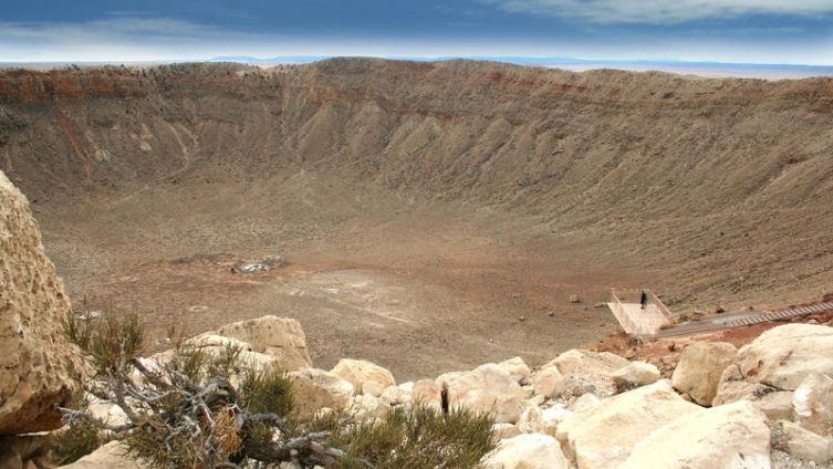 Виновато ли падение астероида в гибели динозавров?