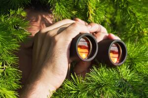 Как разоблачить шпиона? Внимательнее присматривайтесь к знакомым!