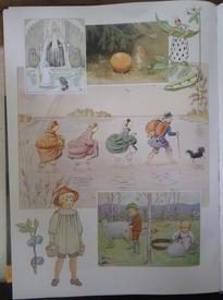 Иллюстрации из сказок Эльзы Бесков