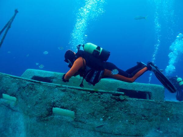 Как изобретали акваланги? Подводные жилища и глубоководные погружения