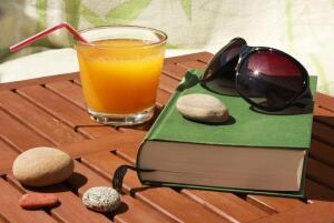 Что почитать во время летнего отдыха?
