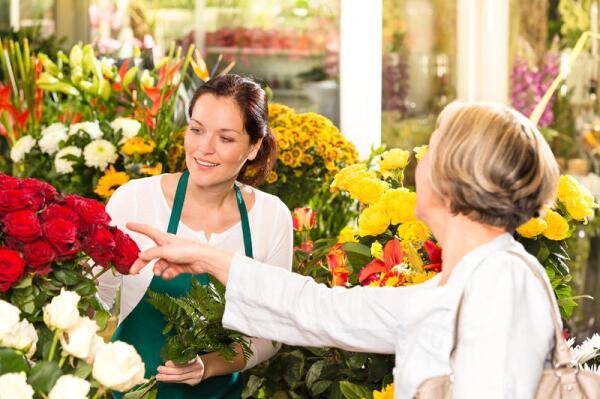Как вести бизнес на цветах?
