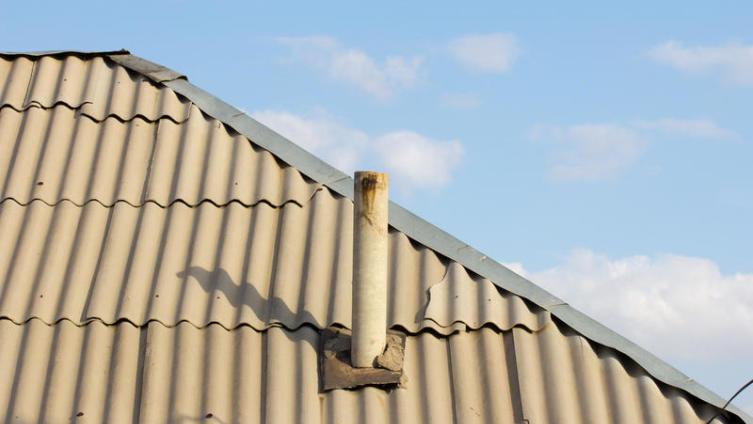Как покрыть крышу шифером?