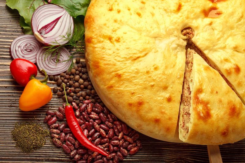 настоящие осетинские пироги рецепт