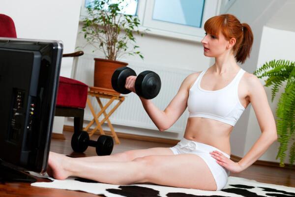 Идеальное тело без спортзала? Начинаем тренироваться дома