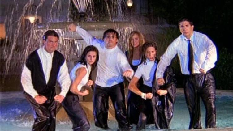 Сериал «Друзья» и по сей день считается хрестоматийным примером молодежного телешоу