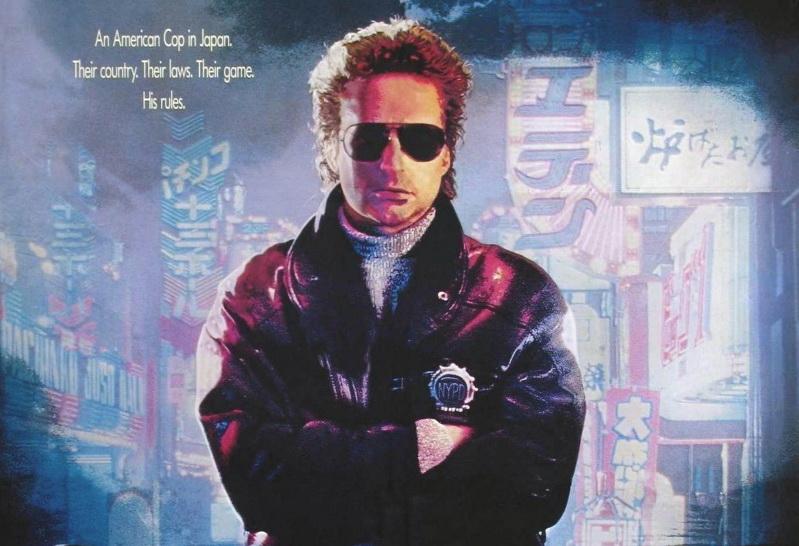 Боевик «Черный дождь» (1989). Увидеть Токио и умереть?