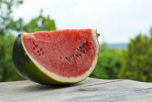 Чем полезны арбузы и дыни?