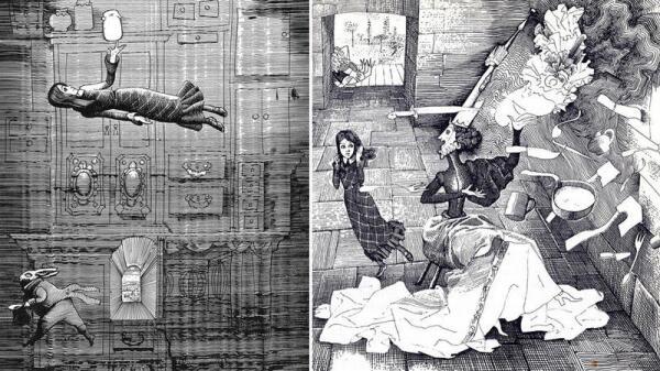 Иллюстрации Геннадия Калиновского (1974)
