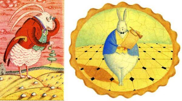 Иллюстрации Марии Бублевой (1989) и Элисон Джей (2006)