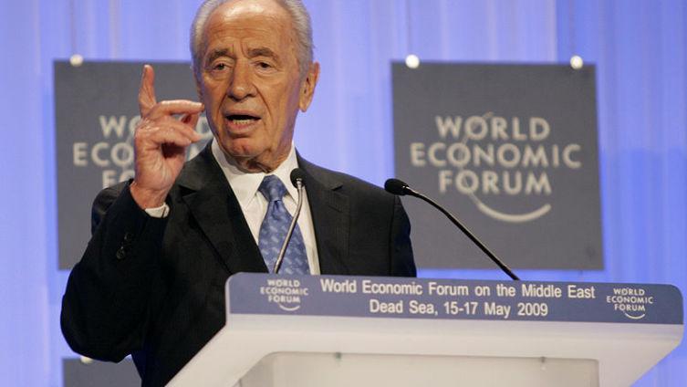 Президент Шимон Перес. Гость из будущего?