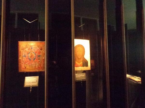 Галерея православных икон