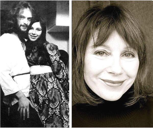 Дженни Френкс была Дженни Андерсон с 1970 по 1974 гг., но успела стать соавтором песни