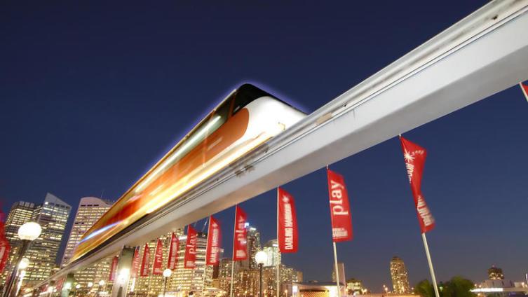 Скорость на рельсах, или Что такое поезд-экспресс?
