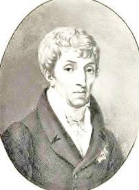 Портрет Юзефа Никоровича. художник Зонтаг.