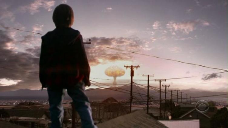 кадр из сериала «Иерихон»